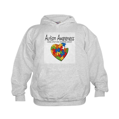Autism Awareness Kids Hoodie
