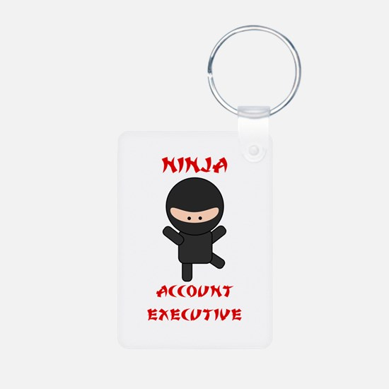 Ninja Account Executive Keychains
