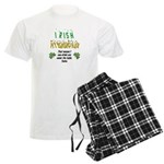 Irish Pittsburgher Men's Light Pajamas