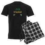 Irish Pittsburgher Men's Dark Pajamas