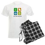 Four Seasons Men's Light Pajamas