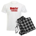 Momster Men's Light Pajamas