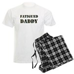 Fatigued Daddy Men's Light Pajamas