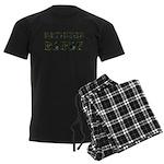 Fatigued Daddy Men's Dark Pajamas