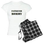 Fatigued Mommy Women's Light Pajamas