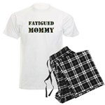 Fatigued Mommy Men's Light Pajamas