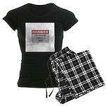 DANGER: Why? Women's Dark Pajamas