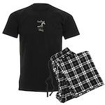 Sometimes Stinky Men's Dark Pajamas
