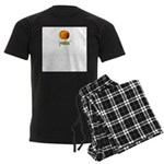 punkin' Men's Dark Pajamas