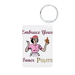 Inner Pirate Keychains