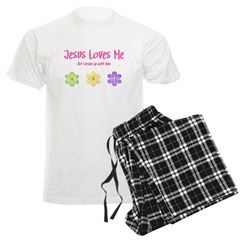 Jesus Loves Me Pajamas