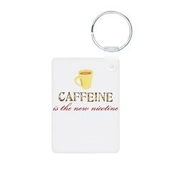 Caffeine/Nicotine Keychains