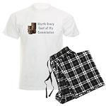 Worth Every Cent Men's Light Pajamas