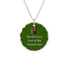 Worth Every Cent Necklace