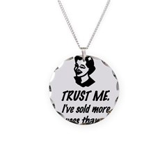 Trust Me Female Necklace