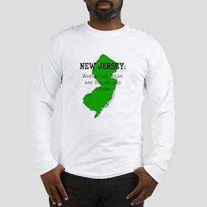Killed and Eaten Long Sleeve T-Shirt