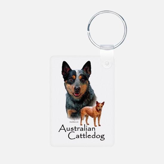Australian Cattle Dog Keychains