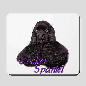 Cocker Spaniel-3 Mousepad