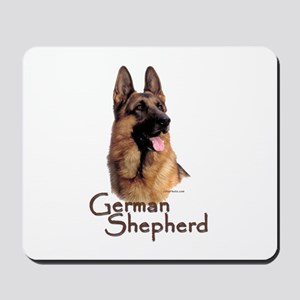 German Shepherd Dog-1 Mousepad