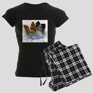 papillon-1 Women's Dark Pajamas