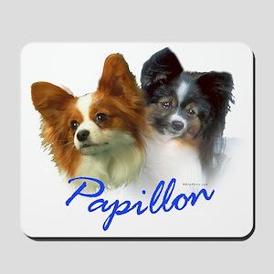papillon-1 Mousepad