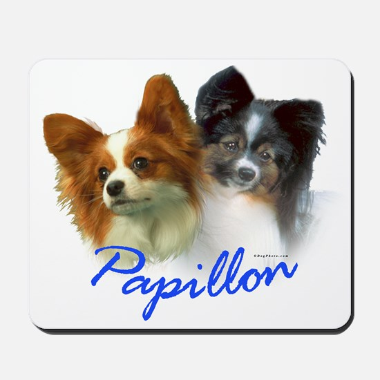 papillon-1 Mousepad