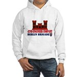 42nd Engineer Company Hooded Sweatshirt
