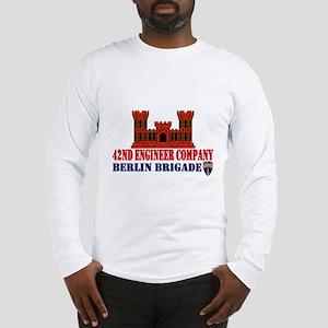 42nd Engineer Company Long Sleeve T-Shirt