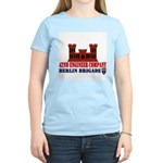 42nd Engineer Company Women's Light T-Shirt