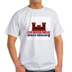 42nd Engineer Company Light T-Shirt