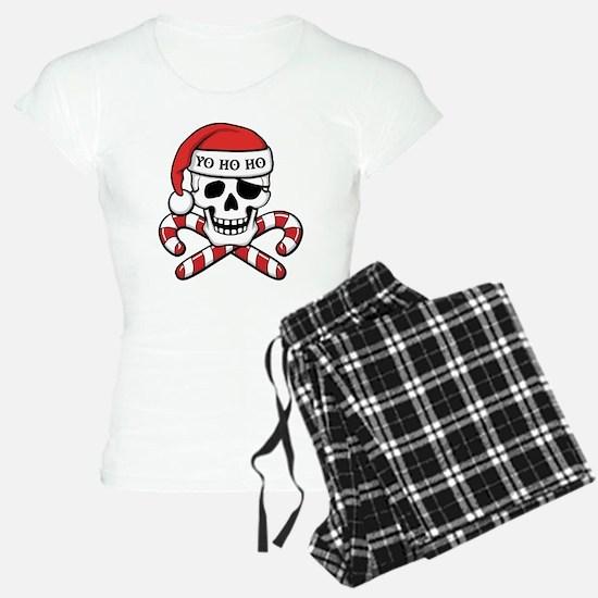 Christmas Pirate Pajamas