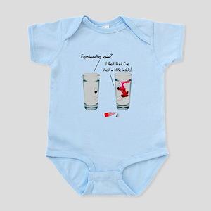 Experimenting again? I feel l Infant Bodysuit