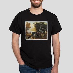 The Peaceable Kingdom Dark T-Shirt