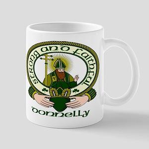 Donnelly Clan Motto Mug