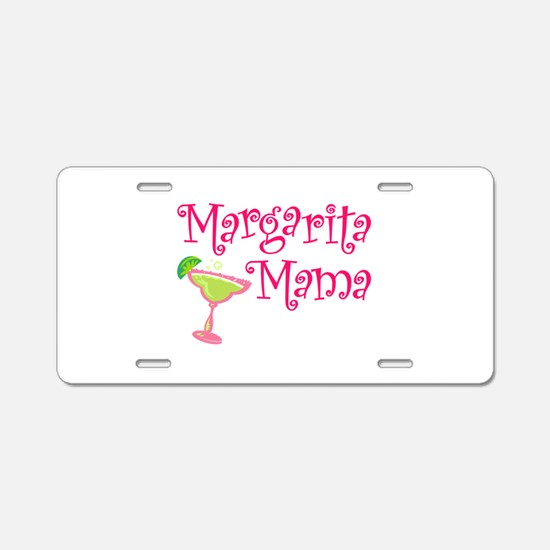 Margarita Mama - Aluminum License Plate