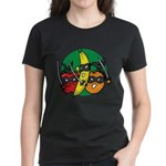Fruits Fight Back Women's Dark T-Shirt