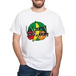Fruits Fight Back White T-Shirt