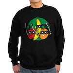 Fruits Fight Back Sweatshirt (dark)