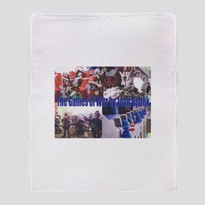The Games of War 66 Throw Blanket