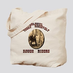 Col Teddy Roosevelt Tote Bag