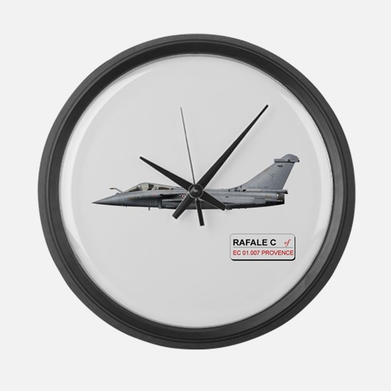 Cute 007 Large Wall Clock