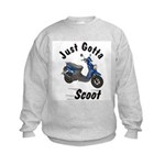 Just Gotta Scoot Zuma Kids Sweatshirt