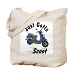 Just Gotta Scoot Zuma Tote Bag