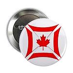 Canadian Biker Cross Button