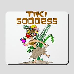 TIKI GODDESS Mousepad