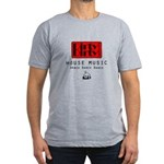 Dirty Dirty Records Men's Fitted T-Shirt (dark)