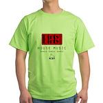 Dirty Dirty Records Green T-Shirt
