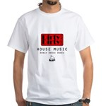 Dirty Dirty Records White T-Shirt