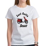 Just Gotta Scoot Elite Women's T-Shirt