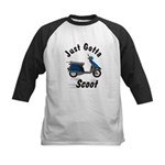Just Gotta Scoot Elite Kids Baseball Jersey